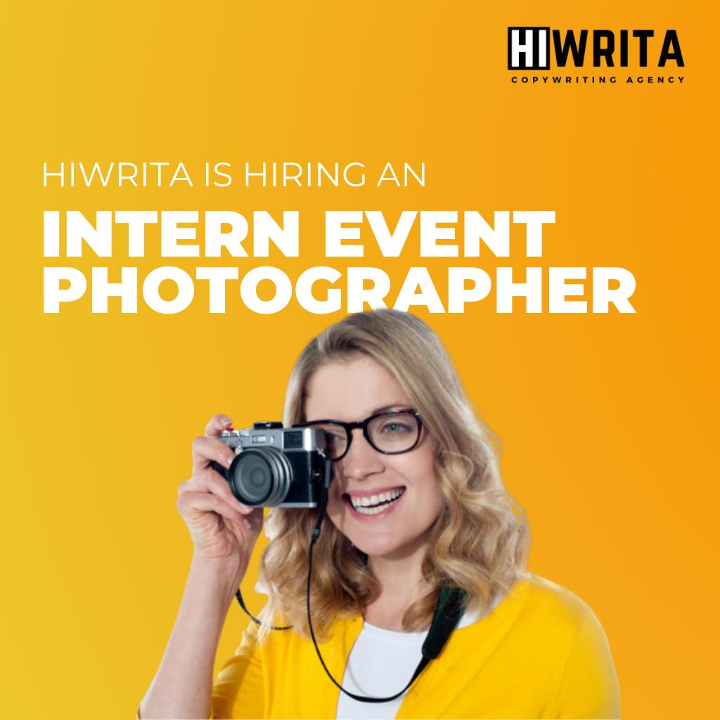 Intern Event Photographer